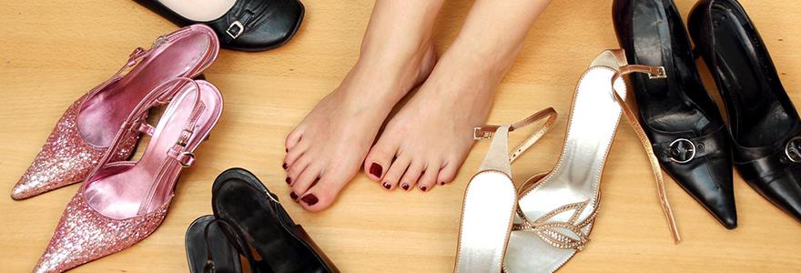 Boutique chaussures femmes en ligne