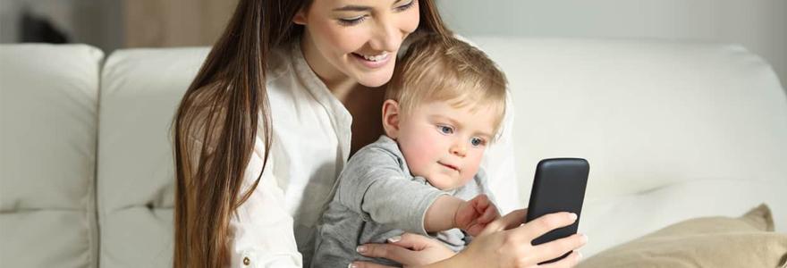 Utilisez votre iPhone meilleurs babysitters