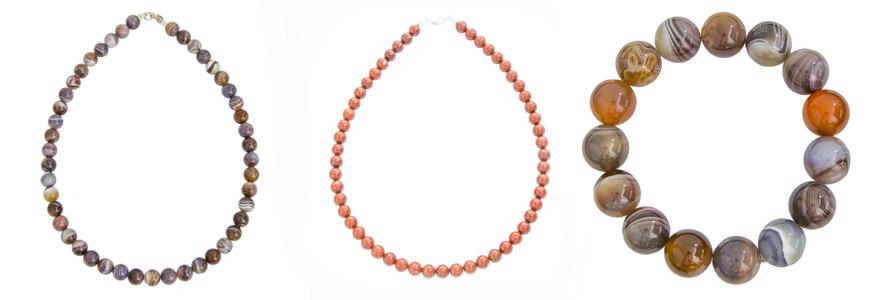 naturelles portees en bijoux