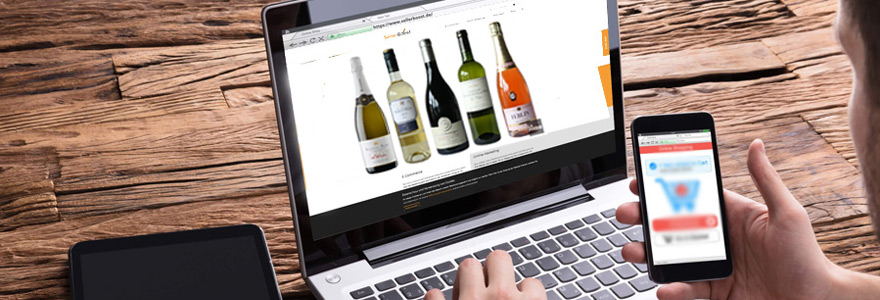 vin espagnol en ligne