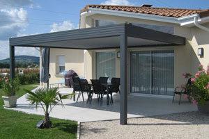 abri de terrasse aluminium
