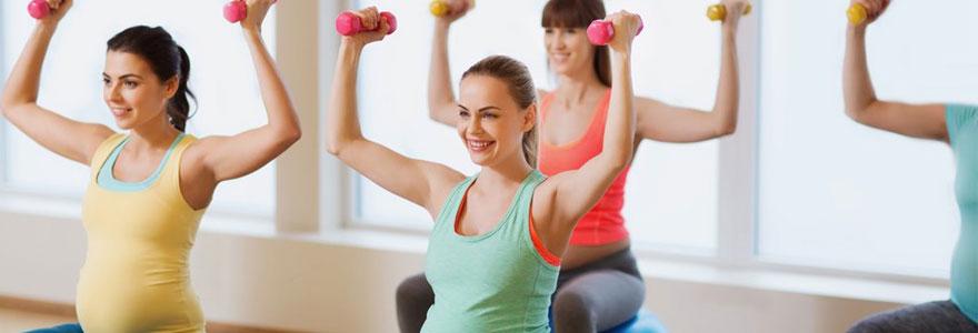 Quels sports pratiquer pendant la grossesse