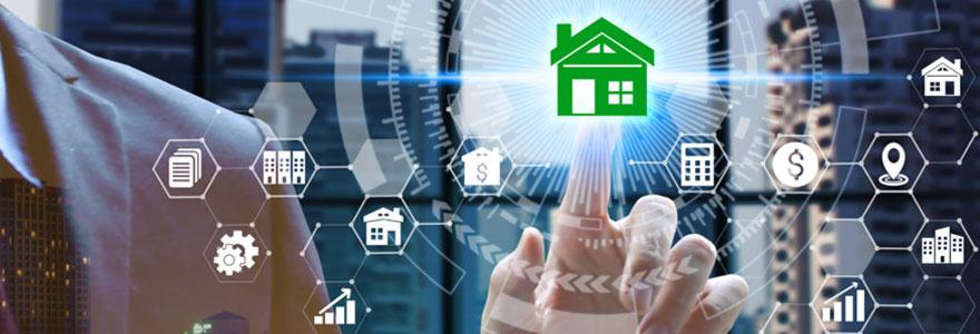 Trouver le bien immobilier idéal sur Paris sur Internet