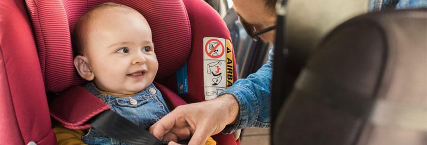 Bien choisir son siège auto