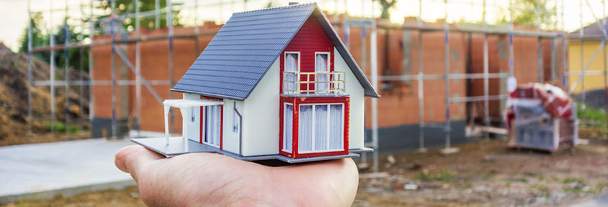 Projet de construction de maison  PACA