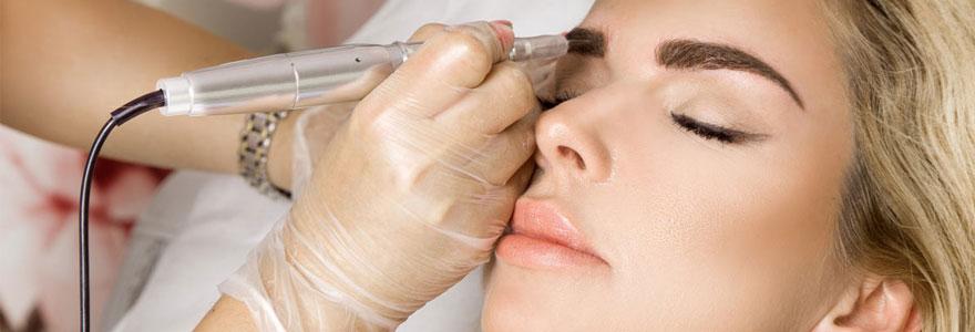 Suivre des formations de maquillage permanent