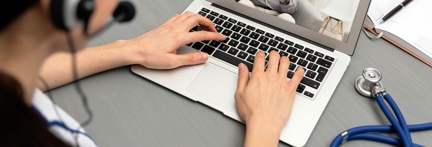 Choisir votre praticien en ligne
