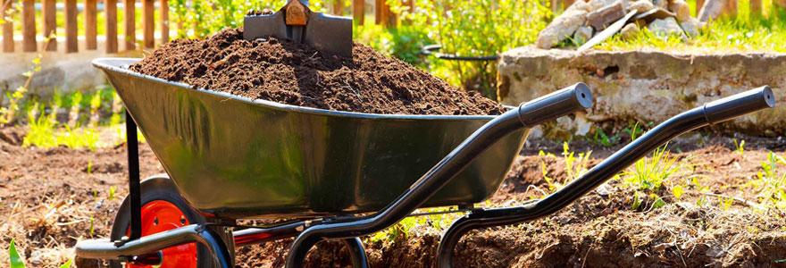Entretien de jardins et d'espaces verts