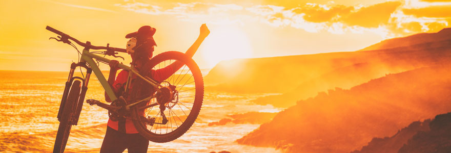 vélo réussie